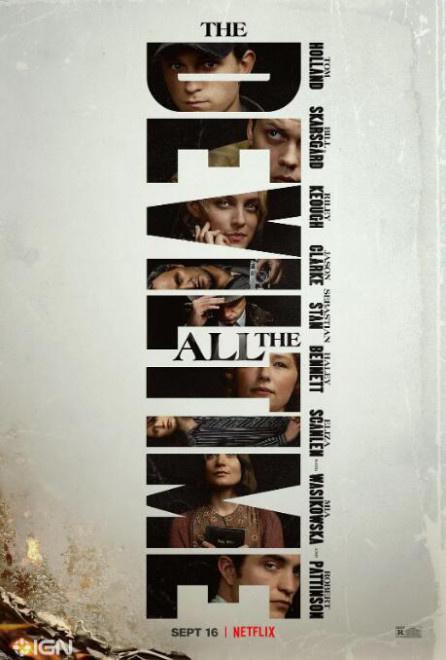 环球ug:《神弃之地》宣布首支预告 汤姆·赫兰德成主角 第2张