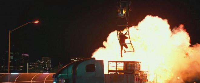 《绝地战警:疾速追击》上映 威尔·史密斯秀中文