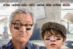 《祖父大战》发布海报 罗伯特·德尼罗大战费格雷