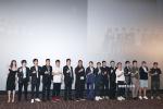 主创谈创作《八佰》泪洒现场 吴京黄渤等助阵首映