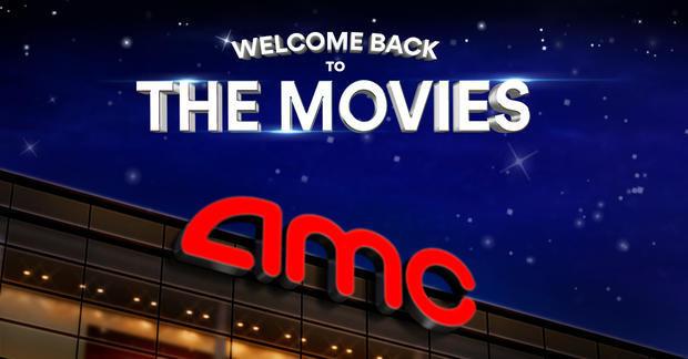 全球最大院线AMC8月20日复工 票价仅1元人民币