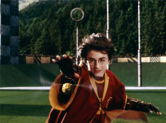 《哈利·波特与魔法石》上映三天连庄票房日冠