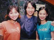 奇妙的緣分!黃圣依金莎20年前青澀選秀合照曝光