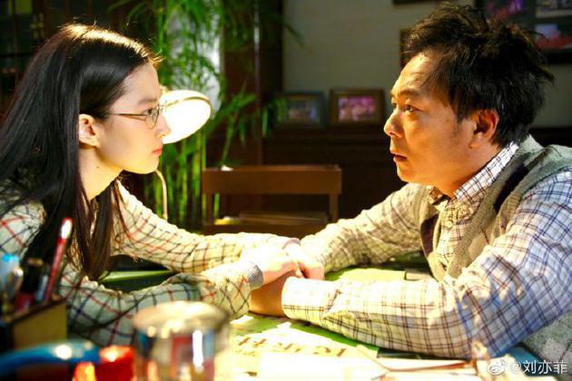 allbet gaming客户端下载:刘亦菲晒照悼念谢园 曾互助《恋爱通告》饰演父女