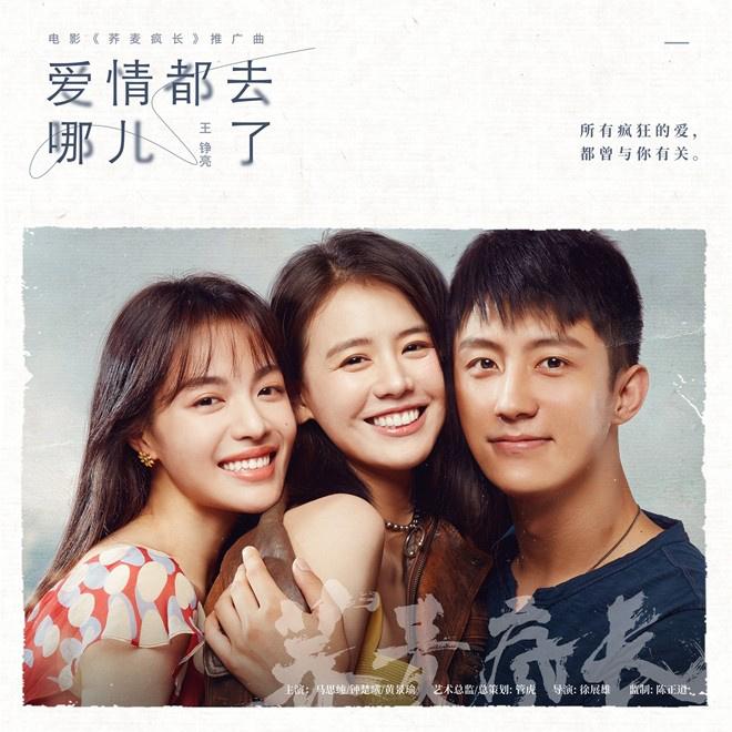 《荞麦疯长》主题曲MV上线 王铮亮再放催泪大招