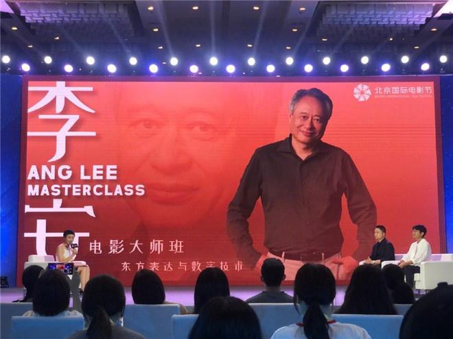 北影节李安云开讲:创新是要扭动行业和观影习惯