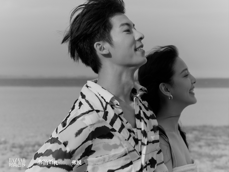《你的婚礼》七夕大片 许光汉章若楠诠释青涩初恋
