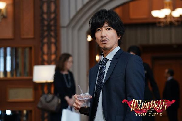 《假面饭店》9月4日上映 木村拓哉演绎反转角色
