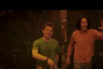 《比尔和泰德寻歌记》曝片段 基努·里维斯游地狱