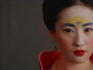 刘亦菲《花木兰》试妆花絮曝光 7套造型看花眼