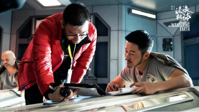 皇冠注册:《落难地球2》之前,导演郭帆先干了一件大事! 第15张