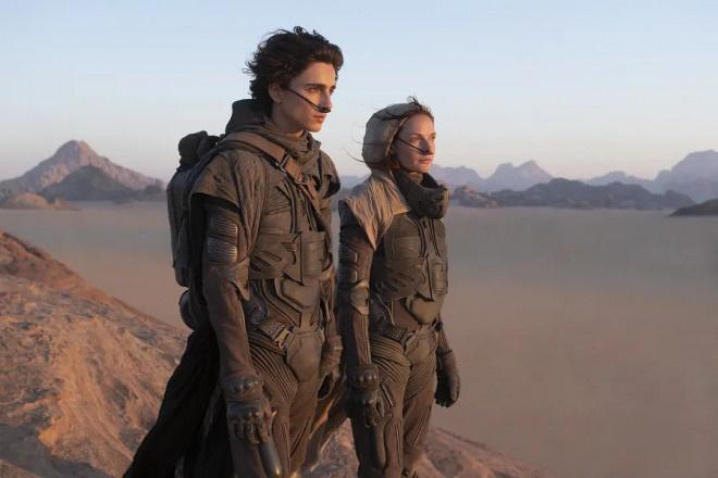 《沙丘》预告定档9月9日 将贴片诺兰新片《信条》