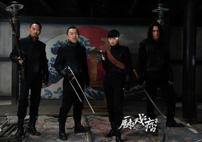 皇冠注册:纪念反法西斯战争胜利,这件事中国导演从未遗忘 第17张