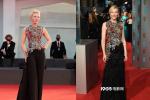 凱特·布蘭切特穿4年前禮服走紅毯 身材顏值無變化