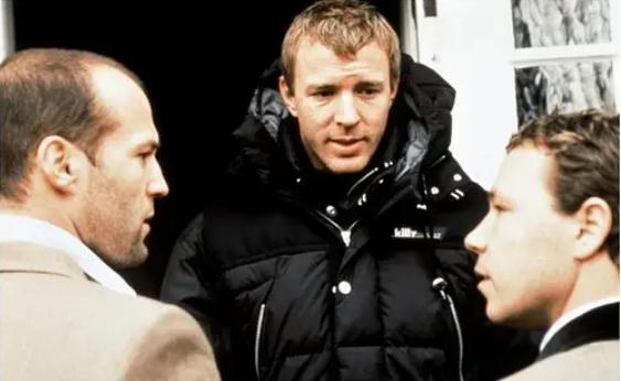 斯坦森时隔15年再合作盖·里奇 出演《五眼联盟》