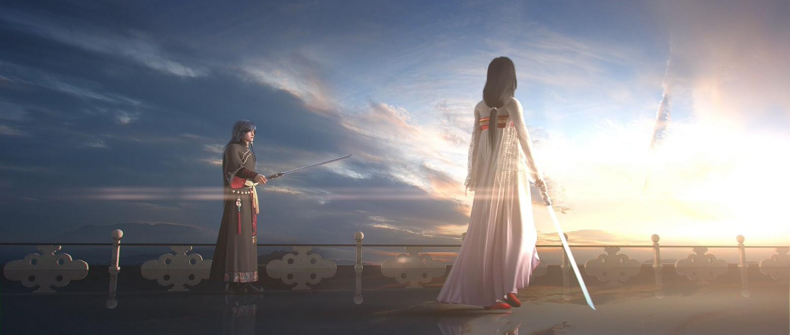 动画《镜·双城》风起篇圆满收官 极致还原镜世界
