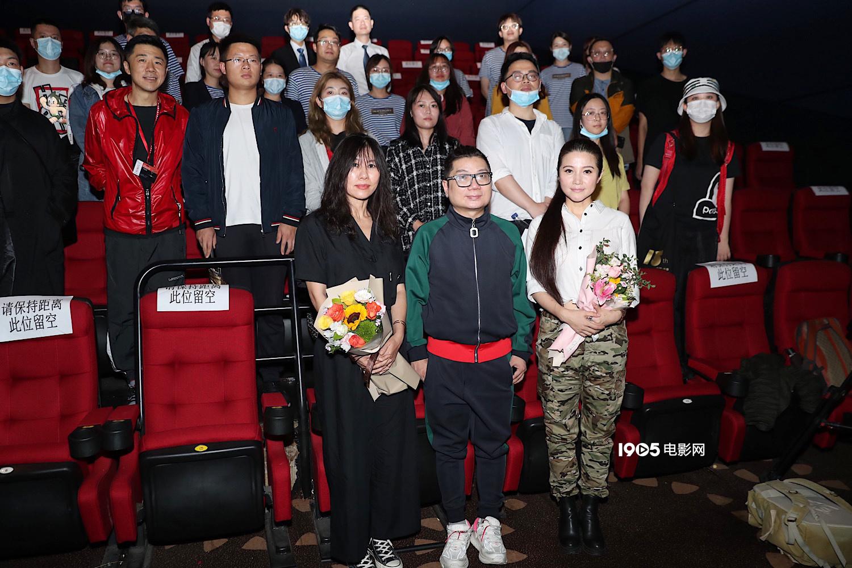 《牛郎织女》长影节展映 颜丙燕:别把表演当赚钱