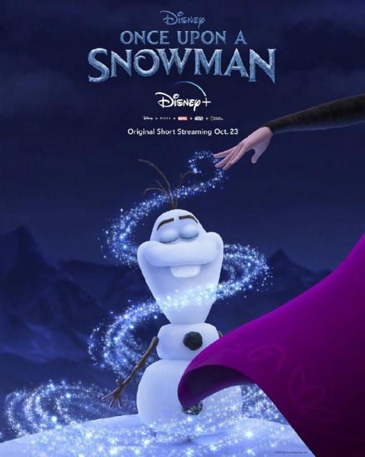 allbet:《冰雪奇缘》衍生短片《雪人往事》首款海报宣布