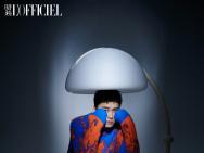 李易峰最新封面写真大片曝光 穿印花毛衣表情可爱