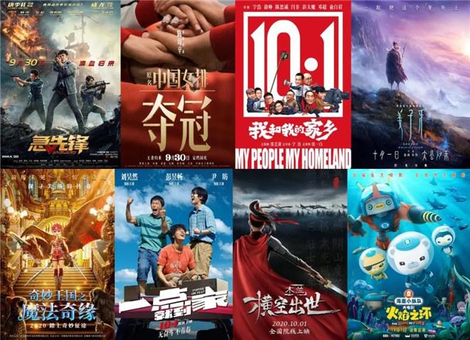 环球ug注册:44.16亿票房!2020年中国电影市场复工50天全纪录 第7张