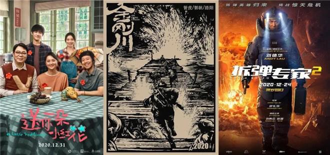 环球ug注册:44.16亿票房!2020年中国电影市场复工50天全纪录 第9张