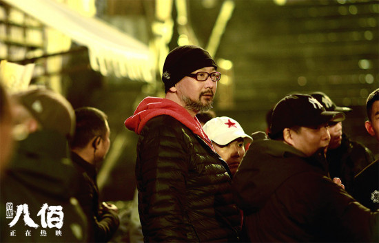 十年梦圆!《八佰》曝导演特辑 影片票房一路告捷