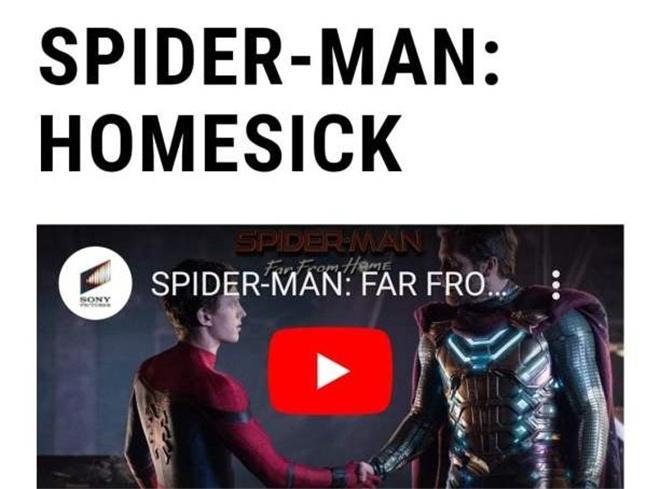 《蜘蛛侠3》将于2021年初开拍 荷兰弟回归出演
