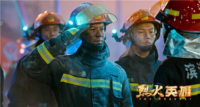 《烈火英雄》入围百花奖 黄晓明获最佳男主角提名