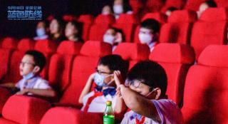 《蓝色防线》发特辑 中国维和军人令人热泪盈眶