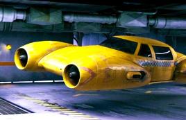 男子拥有一辆顶级座驾,专门在宇宙间跑出租,一部搞笑科幻片