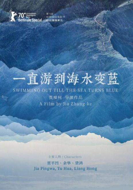 贾樟柯《一直游到海水变蓝》拿到影戏公映许可证 第2张