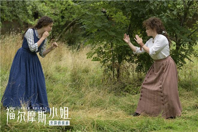 《福尔摩斯小姐》曝热映预告 上线首日收获好评