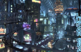 2080年人类移民月球,钞票上印希拉里,土地开发商竟是川普!