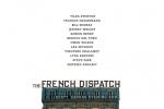 《法兰西特派》退出颁奖季 或将于明年戛纳首映