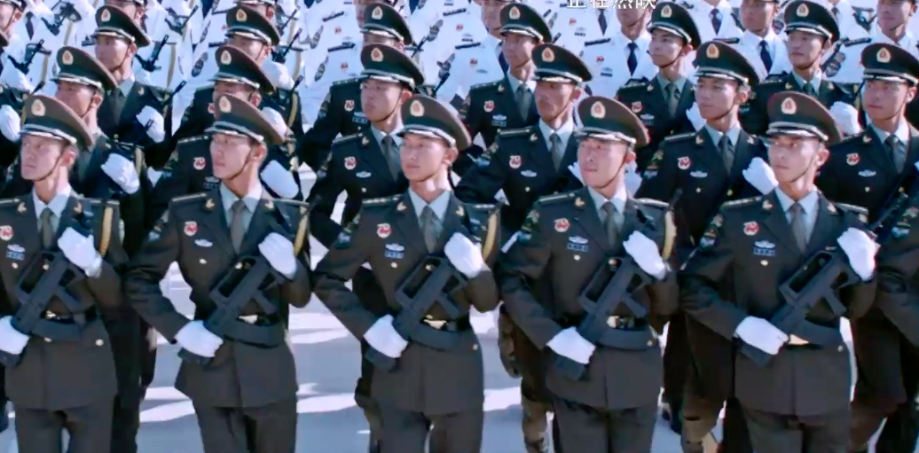 《2019阅兵盛典》:用影像铭刻强国强军的中国梦