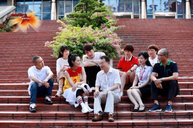 《温暖有光放映队》到福建漳州 致敬中国女排精神 第9张