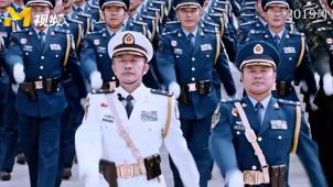 《2019阅兵盛典》为建军93周年献礼 领导指挥方队展现新面貌