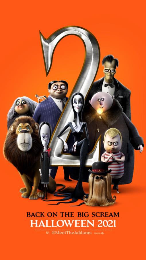 《亚当斯一家2》发布新预告 古怪家庭再度来袭
