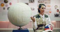 《温暖有光放映队》队员来到福建漳州 跟姜宏波寻找女排精神