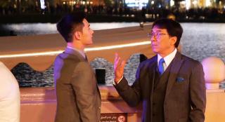 唐季礼评《急先锋》中的杨洋:中国年轻版汤姆·克鲁斯