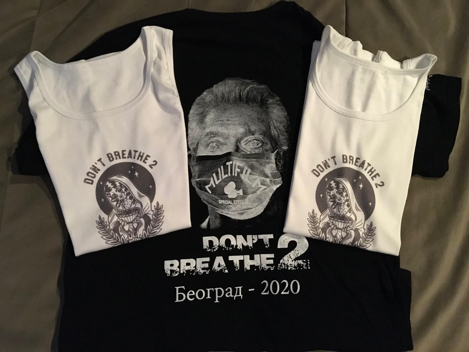 《屏住呼吸2》正式杀青 史蒂芬·朗分享剧组T恤照
