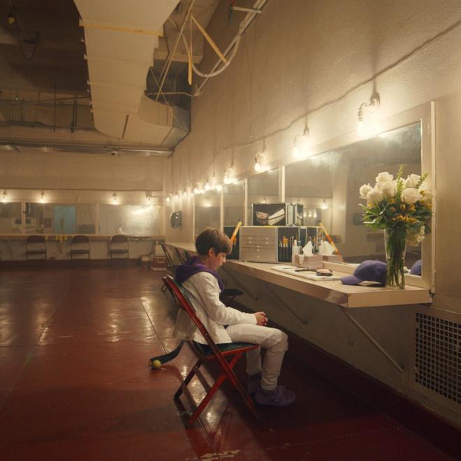 比伯邀《房间》小男主出演新歌MV 饰16岁的自己