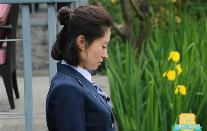 五戏同档!44岁的刘敏涛被中年女演员们羡慕了 第5张