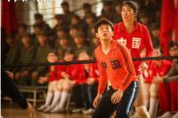 《夺冠》片场女排队员追星 彭昱畅:也想围着李现