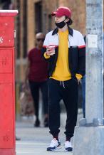 番茄炒蛋茶!甜茶出街买咖啡 私服穿搭阳光帅气