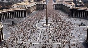 若全球有68亿人感染丧尸病毒,街头全是丧尸,你如何求生?