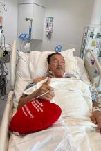 73岁阿诺·施瓦辛格再次接受心脏手术:感觉棒极了