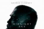 科幻片《午夜天空》发海报 乔治·克鲁尼凝视远方