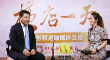 于冬谈《热血合唱团》与刘德华的合作:跟华仔合作就是放心