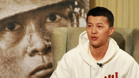 李九霄談對中國人民志愿軍的印象:黃豆的故事讓他深受感動